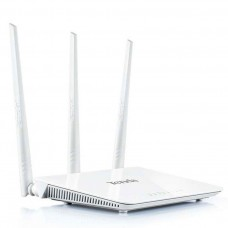 Tenda F3 Wireless Router 300MBPS 3x5dBi 2.4GHZ 1xWAN 3xLAN