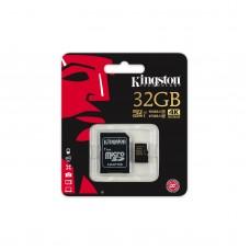 Kingston 32GB MicroSD + adapter SDCG/32GB
